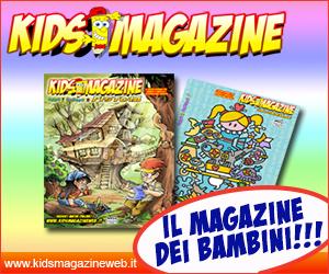 KidsMagazineWeb.it - Il nuovo Giornale per Bambini e Famiglie