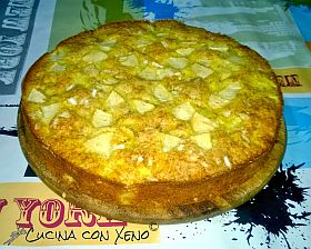Torta di mele - Light