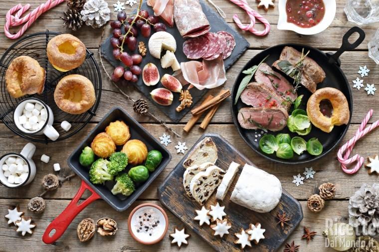 Antipasti Di Carne Natale.Antipasti Di Natale 5 Ricette Etniche Per Stupire I Vostri Ospiti