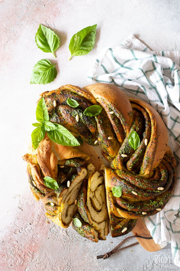 Come fare l'angelica al pesto