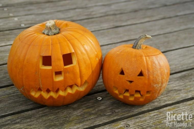 Come Fare Zucca Di Halloween.Come Fare La Zucca Intagliata Di Halloween