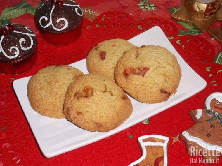 Ricetta Candy Cane Cookies