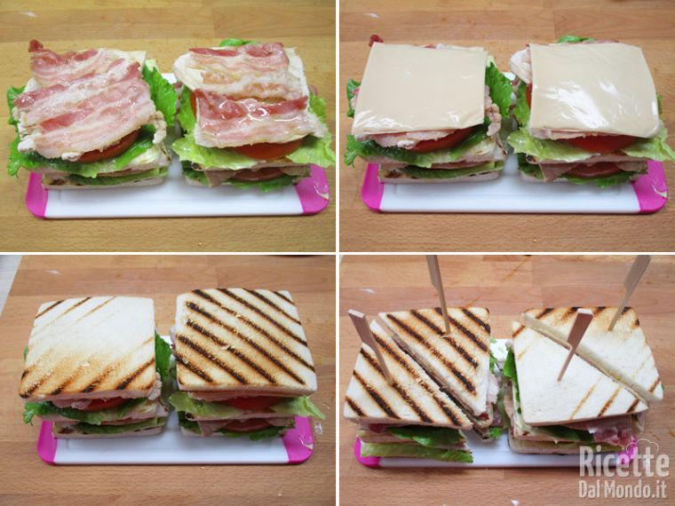 Clubhouse sandwich 4