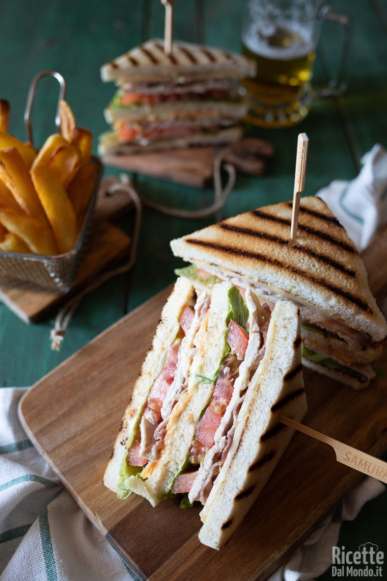 Clubhouse sandwich 5