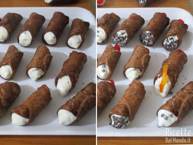 Cannoli siciliani 6