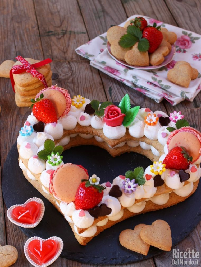 Come fare la cream tart