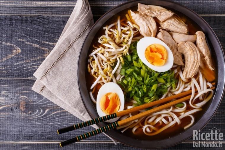 Ricetta Del Ramen Originale.Cucina Giapponese Tutto Il Gusto Del Ramen