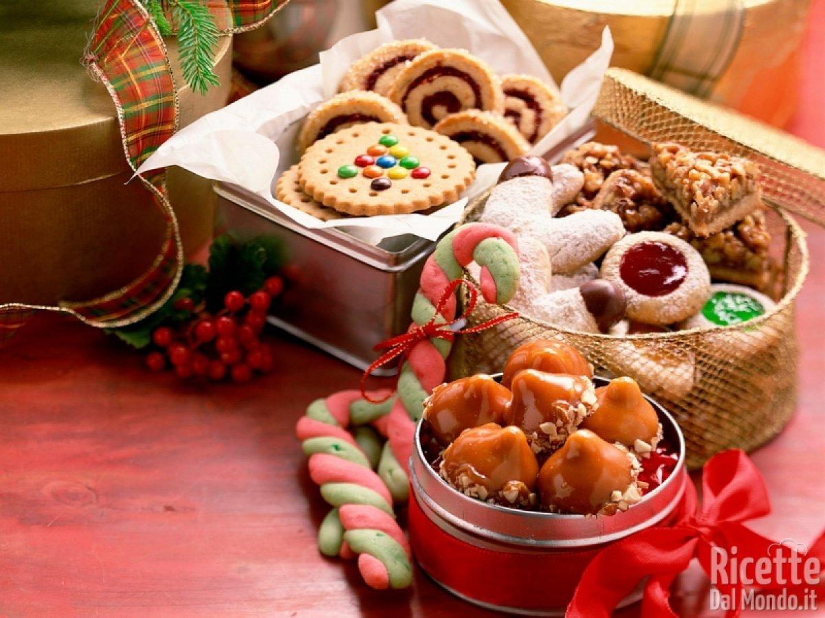 Dolci Di Nataleit.Dolci Di Natale Ricette Tipiche Regionali