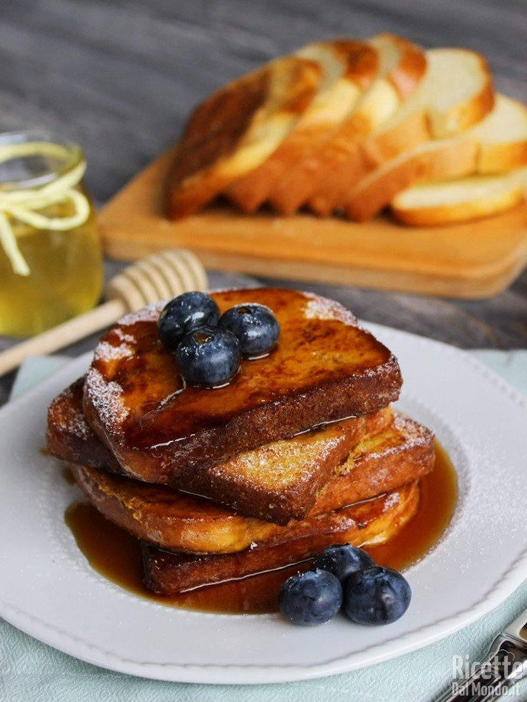 Come fare i french toast