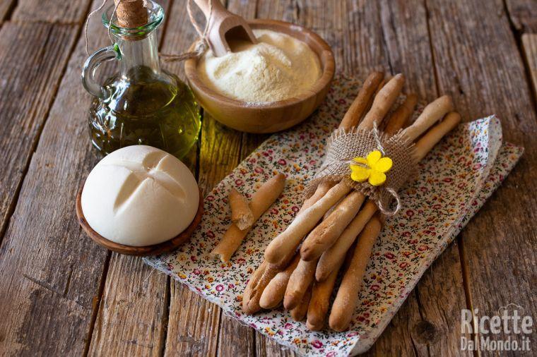 Ricetta Grissini Con Esubero Di Pasta Madre.Grissini Con Esubero Di Pasta Madre Marianna Pascarella