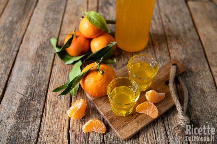 Mandarinetto, il liquore al mandarino fatto in casa
