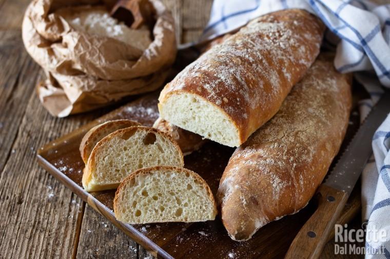 Ricetta Veloce Pane.Pane Veloce Quick Bread Senza Lavorazione Marianna Pascarella