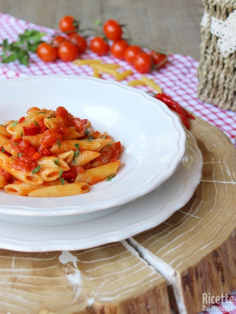 Come fare le penne all'arrabbiata