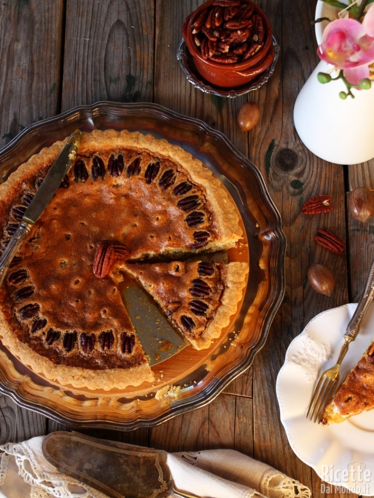 Come fare la pecan pie