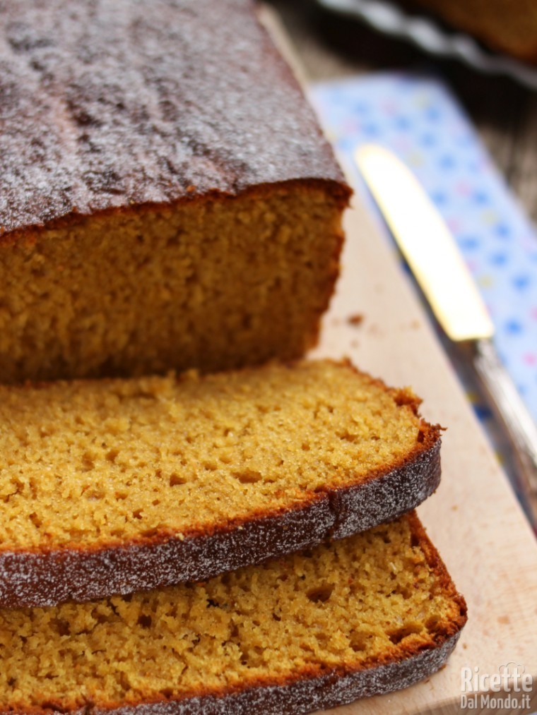 Come fare un soffice plumcake allo yogurt