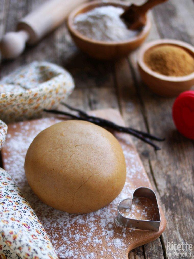 Ricetta Pasta Frolla Vegan Senza Glutine.Pasta Frolla Vegana Senza Uova Burro E Latte Marianna Pascarella