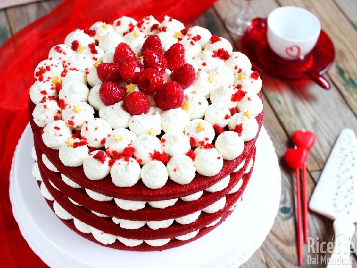 Ricetta Americana Red Velvet.Red Velvet Cake La Ricetta Originale Americana