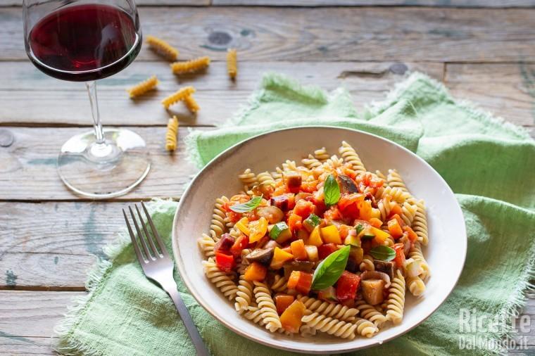 Ricetta Bolognese Vegetariana.Ragu Di Verdure Vegetariano Marianna Pascarella