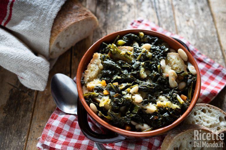 Ribollita, la ricetta tradizionale toscana