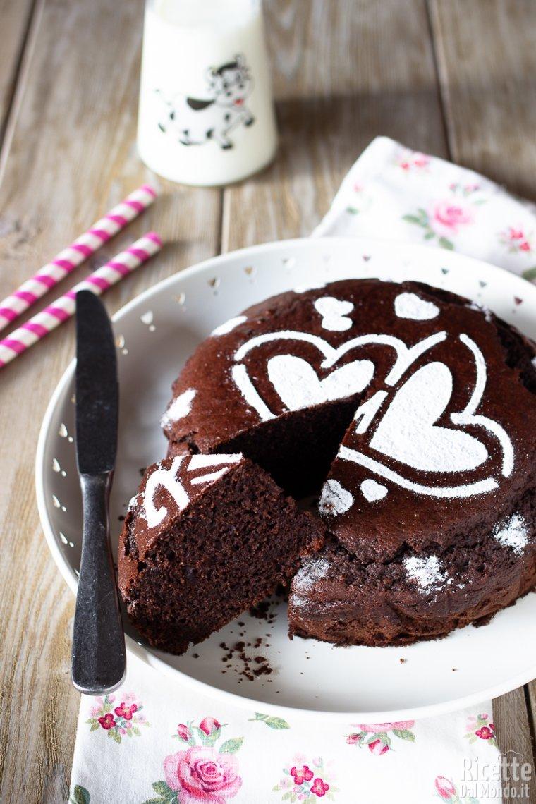 Ricette Torta Al Cioccolato Veloce.Torta Al Cioccolato In 5 Minuti Ricetta Soffice E Irresistibile