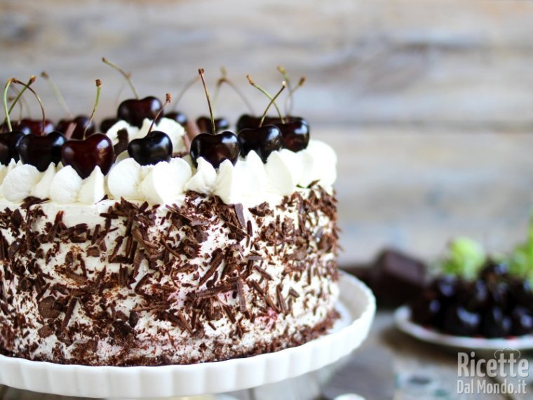 Come fare la torta foresta nera