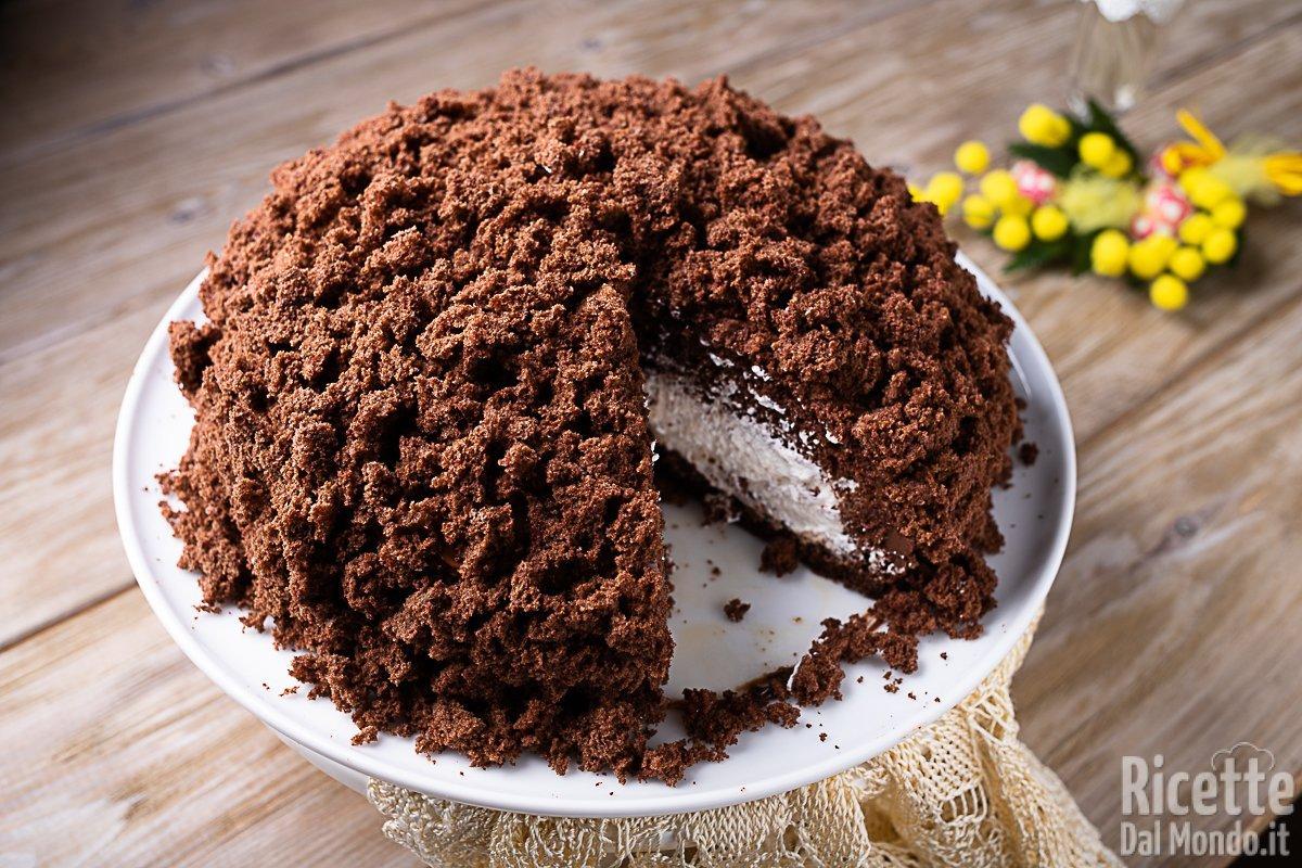 Ricetta Torta Nutella E Panna.Torta Mimosa Nutella E Mascarpone Ricettedalmondo It