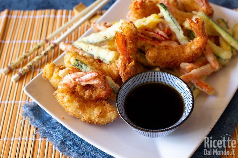 Tentsuyu, salsa per tempura