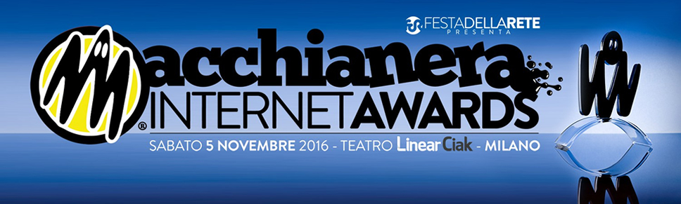 Macchianera Internet Awards 2016
